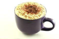 ein frischer Tasse Kaffee stockbild