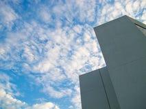 Ein Gebäude Stockfotos