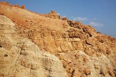 Ein Gedi国家公园 以色列 免版税图库摄影