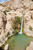 Ein gedi Stock Photo