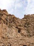 Ein Gedi Cave Royalty Free Stock Photo