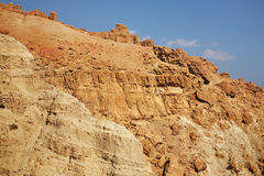Ein Gedi nationalpark israel Royaltyfri Fotografi