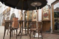 Ein gemütliches Café Lizenzfreie Stockfotografie