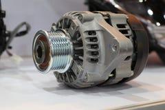 ein Generator in der Maschine stockbilder