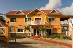 Ein Geschäft in den Windwardinseln Lizenzfreies Stockfoto