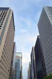 Ein GeschäftsArbeitsplatz oder Wohnungen Lizenzfreies Stockfoto