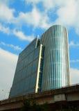 Ein Geschäftsgebäude stockfotos