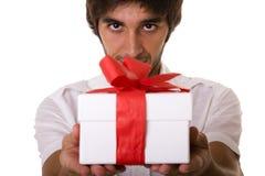Ein Geschenk für Sie Lizenzfreie Stockfotos