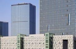 Ein GeschäftsArbeitsplatz oder Wohnungen Lizenzfreie Stockfotos