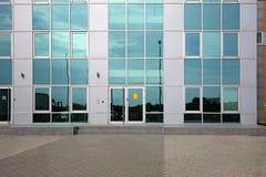 Ein GeschäftsArbeitsplatz oder Wohnungen Stockbilder