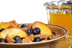 Ein gesundes Frühstück Lizenzfreie Stockbilder