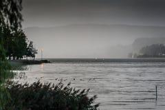 Ein Gewitter taucht auf Lizenzfreie Stockfotografie