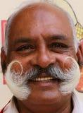 Ein glücklicher alter Mann Lizenzfreie Stockfotos