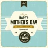 Glücklicher Mutter-Tag vektor abbildung