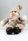 Ein glücklicher Puppejunge Stockbild