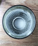 Ein Glas Wasser Lizenzfreie Stockfotografie