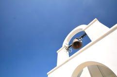 Ein Glockenturm Stockfoto