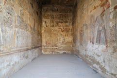 Ein Grabraum Ramses III Stockbild