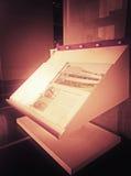 Ein großes Buch in Bangkok lizenzfreie stockfotografie