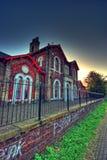 Ein Haus im Rumpf, Großbritannien lizenzfreies stockfoto