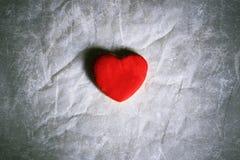Ein Herz Stockfotografie
