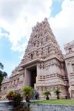 Ein hindischer Tempel Stockfoto