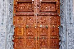 Ein hindischer Tempel Stockbilder