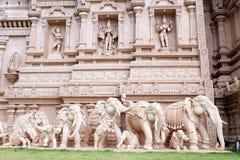 Ein hindischer Tempel Lizenzfreies Stockfoto