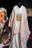 Ein Hochzeitsanzug 2 der ursprünglichen japanischen Frauen Stockfotos