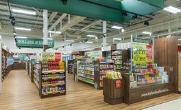 Ein Holland und Barrett Store Stockbilder