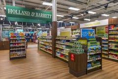 Ein Holland und Barrett Store Lizenzfreie Stockbilder