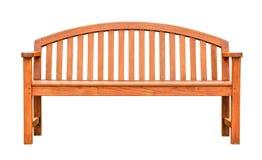 Ein Holzstuhl stockfotos