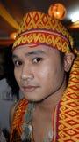 EIN IBAN mit Stirnband Stockbilder