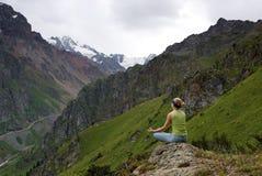 Ein im Berg Stockbilder
