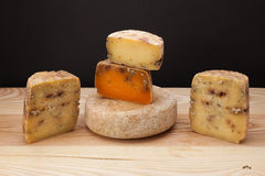 Ein Käse Lizenzfreies Stockbild