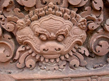 """Ein Kala-Monster, was ist es †""""das Symbol der gesamt-verschlingenden Zeit oder der Art schützende Magie? Lizenzfreie Stockbilder"""