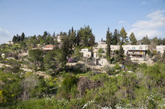 Ein Karem, Gerusalemme Fotografia Stock Libera da Diritti