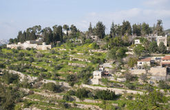 Ein Karem, Gerusalemme fotografie stock