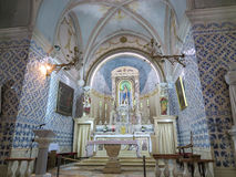 Ein Karem, Israel July 16, 2015 r .: Church. John the Baptist, t Royalty Free Stock Photography