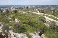 Ein Karem, Jérusalem Images stock