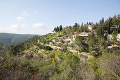 Ein Karem, Jerusalem Royalty Free Stock Images