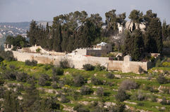 Ein Karem, Jerusalem Stock Image