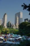 Ein Karneval bei Central Park New York City Lizenzfreie Stockfotografie