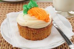 Karottenkuchen Lizenzfreie Stockfotos