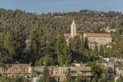 Ein Kerem, Gerusalemme Fotografia Stock