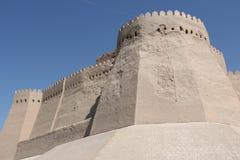 Ein Khivan-Turm Stockfoto
