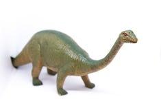 Ein Kind-` s Plastik Toy Dinosaur Stockbild