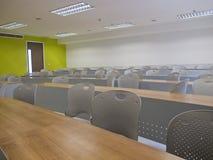 Ein Klassenzimmer Stockfotografie