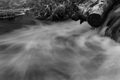 Ein kleiner Fluss in Irland Stockbild