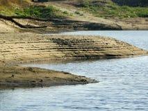 Ein kleiner See Stockfoto